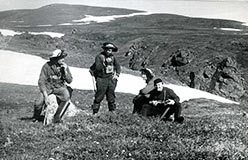 На Водопадном 1961