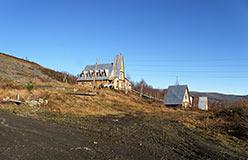 Обустройство и подготовка к зиме 2012 комплекса Перевал