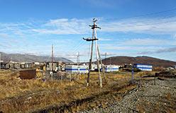 Околоток 110-й км обслуживает участок железной дороги