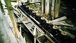 Отделение флотации ООФ ФЛ-59 доводочной флотации. 1999 г