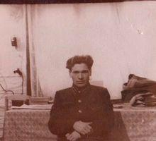 Первый начальник станции Лабытнанги Касторнов П.И. 1948 год