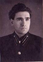 Первый начальник станции Лабытнанги Касторнов Павел Иванович. 1948
