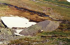 Подснежное месторождение. Приштольневая площадка. 1997