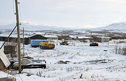 Прибыли постояльцы по договору с Ямалтрансстроем. Ноябрь 2012