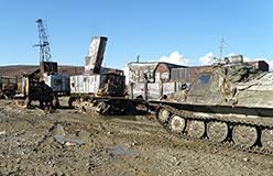 Работы по восстановлению тракторов