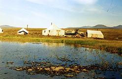 Рассветное рудопроявление. оз. Подкова. 1997