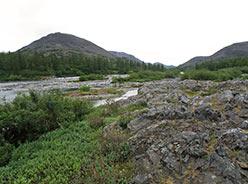 Река Бол. Хараматолоу