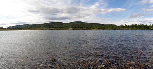 Река Танью