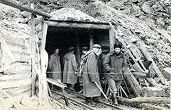Штольня в Сланцевом. Базисное. 1961