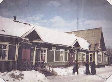 Старый вокзал г.Лабытнанги