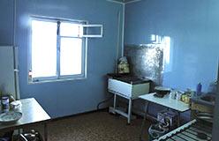 Теремок - гостиница горнолыжки. Кухня после ремонта
