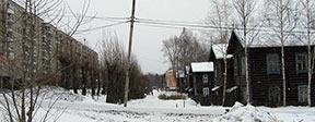 Знакомые улицы Серова