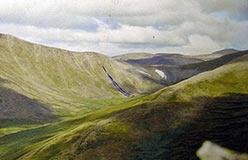 Вид на Базисное месторождение. 2004