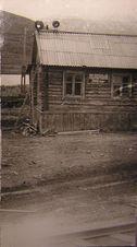 Вокзал 110-й п. Полярный. 1981 год