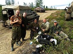 Азаров, Перминов, Ступаков, Жданов