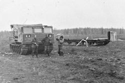АТ-С-59 горно-поискового отряда ХРМ ГСП
