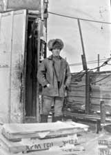 Молодой спецгеолог из Казани Ильдус