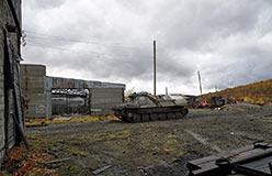 Здание электростанции подключено к линии «Перевала». 5 сентября 2012