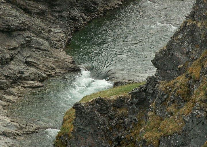 Есть возможности для сплава-слалома