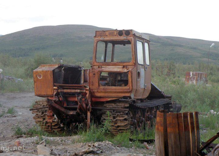 В очереди на восстановление ТЛТ100М-06