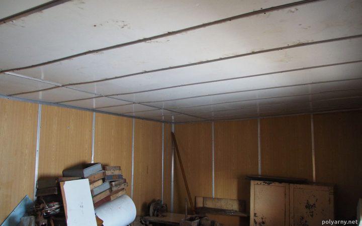 Завершена отделка помещения камнерезки материалами гостиницы ПУГРЭ. 9 апреля 2019
