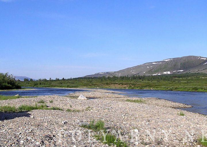 Река Б.Пайпудына