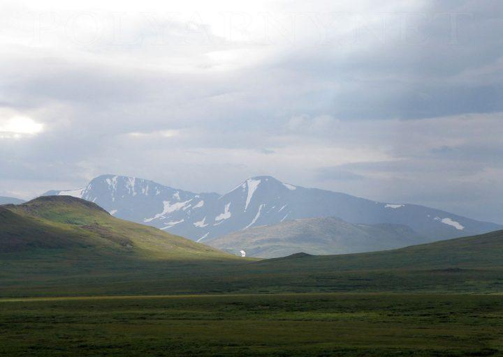 Одна из целей группы из Минска - восхождение на вершину Пайер