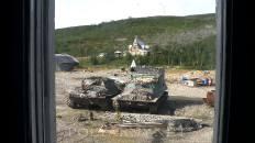 ГТ-Т2 вернулся на базу